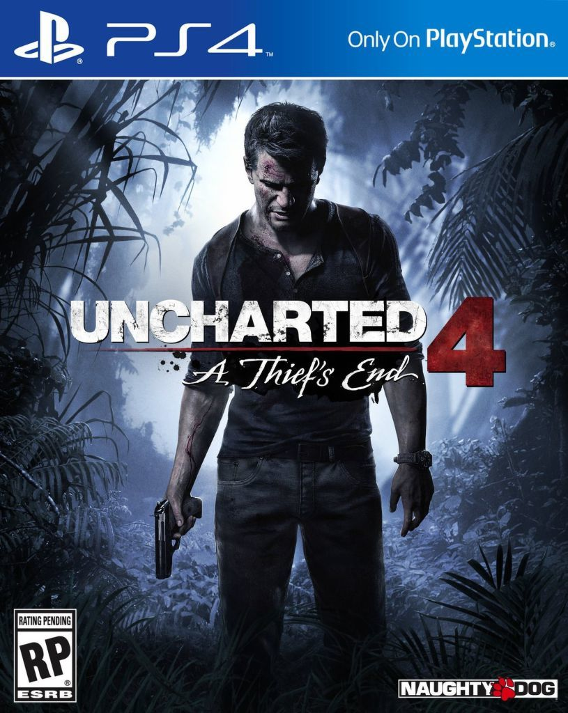 Uncharted 4  A Thiefs End - hra na PS4  0aa914e4c47