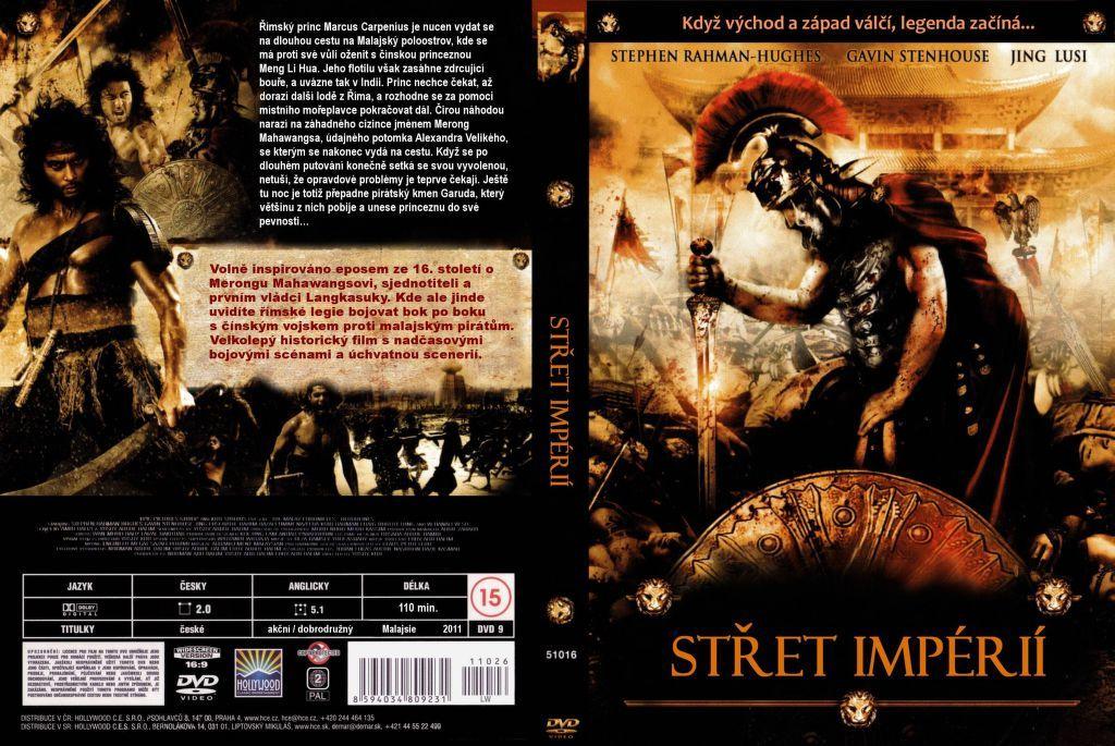 Vojna impérií  Bitva o Asii - DVD film  7dc0861bb11