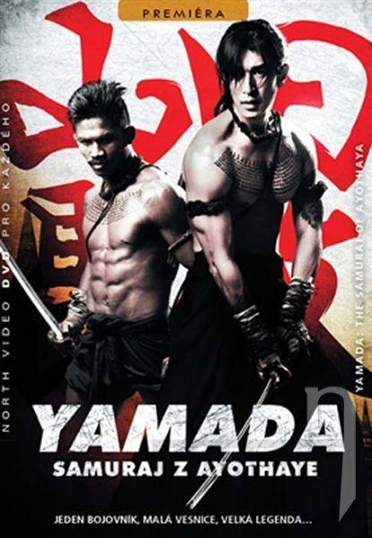 Yamada  samuraj z Ayothaye - DVD film  48eeeb0c84a
