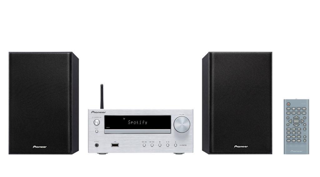 Pioneer x hm36d strieborn mikrosyst m - Impianti audio per casa ...