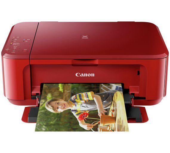 094fc5a10 Canon Pixma MG3650 červená - Atramentová tlačiareň | Nay.sk