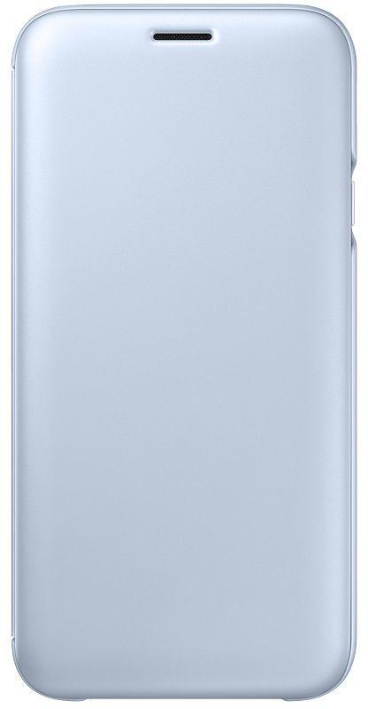 Samsung flipové puzdro pre J7 2017 modrá  e7c1257f874