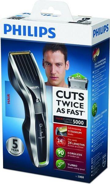 Philips HC5450 15 series 5000 zastrihávač vlasov  0e2cf2e78f1