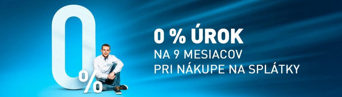 0ea973c51 0% úrok na 9 mesiacov pri nákupe na splátky | Nay.sk