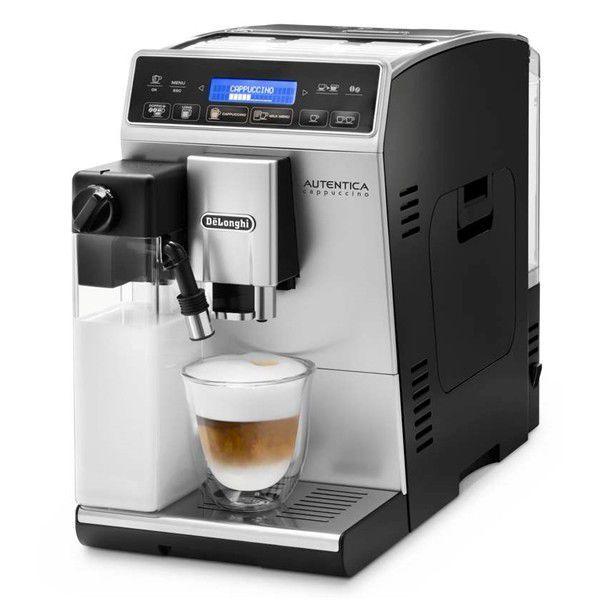 f294b06de De'Longhi ETAM 29.660.SB Autentica Cappuccino automatické espresso ...