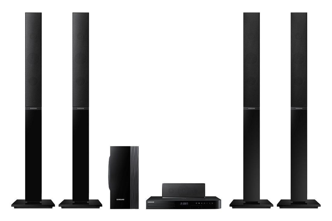 4704c6e2c72 Samsung HT-J5150 (čierne) - Blu-ray domáce kino vystavený kus s ...