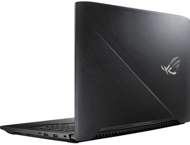 c295a607c Asus GL703GE-EE047T ROG Strix čierny notebook | Nay.sk