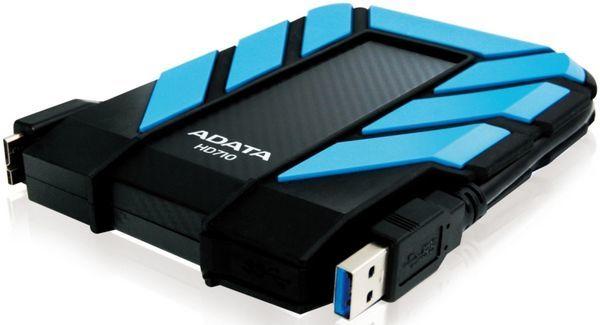 e6435264c A-Data HD710, AHD710-1TU3 (modrý) - externý disk | Nay.sk