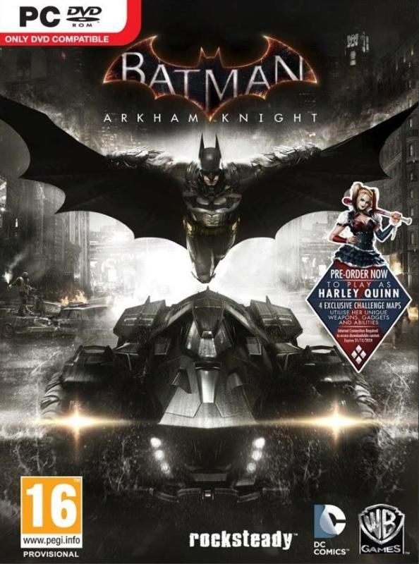 PC Batman  Arkham Knight  885b197590a