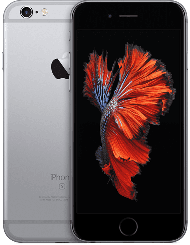Apple iPhone 6s 64 GB šedý  601a484c313