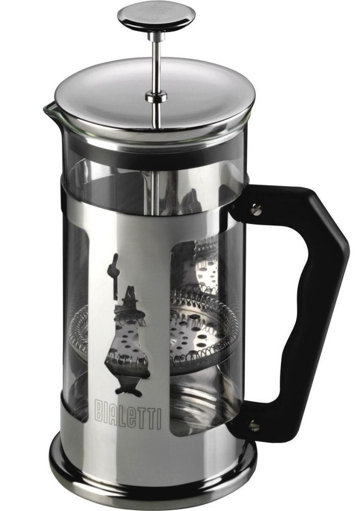 bialetti french press 350ml french press k vovar. Black Bedroom Furniture Sets. Home Design Ideas