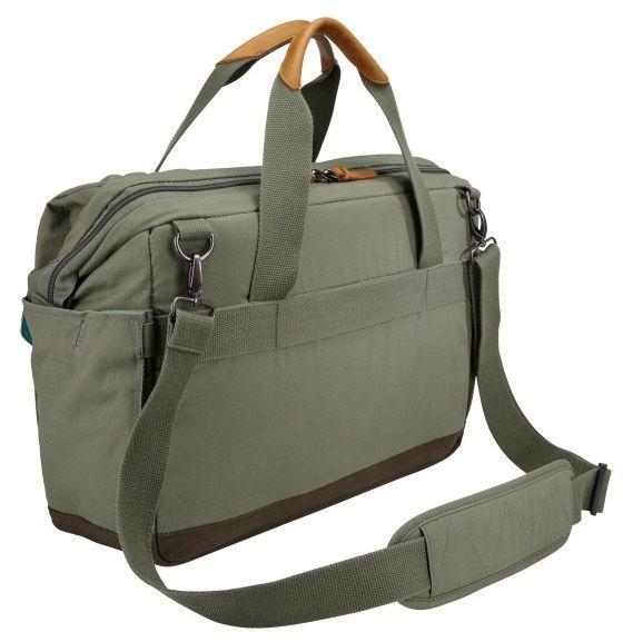 Case Logic LoDo B115PTG zelená - taška na 15.6