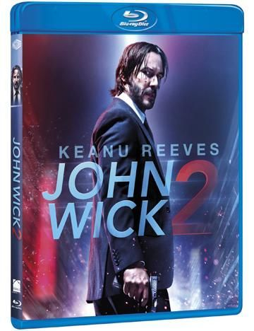 Magic Box John Wick 2 - Blu-ray film  58a34ac25d4