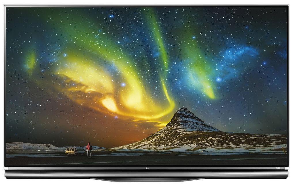7bb8a5495 LG OLED65E6V - televízor | Nay.sk