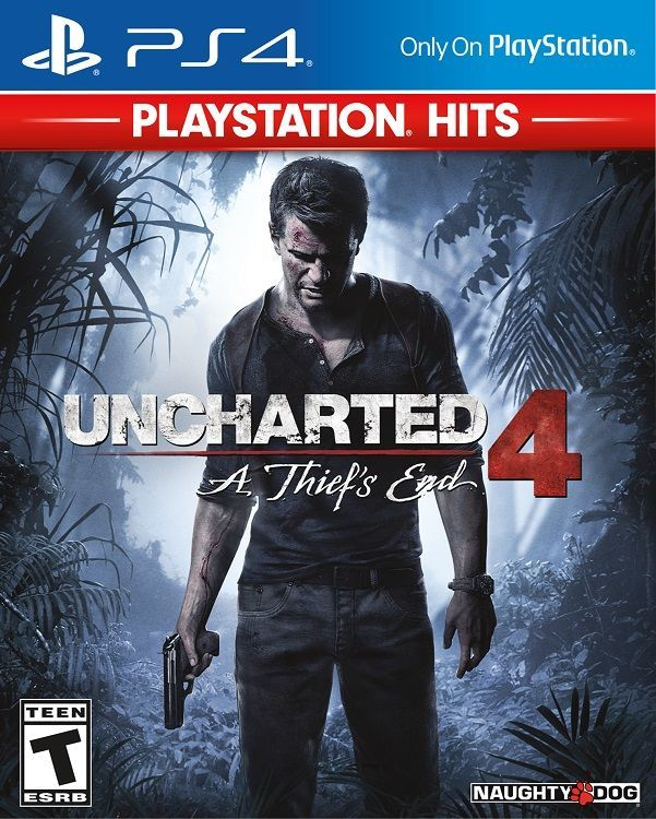 5bc08bd1d Uncharted 4: A Thief´s End (PlayStation Hits Edition) - PS4 hra | Nay.sk