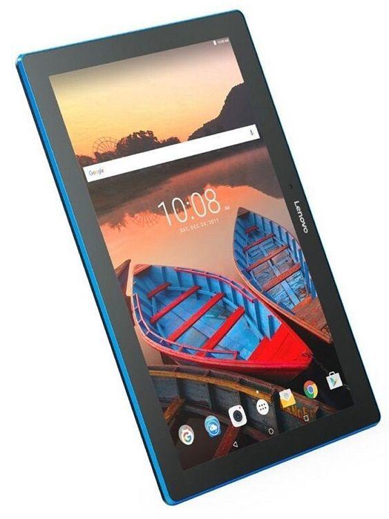5c685e8730 Lenovo Tab 3 10 Business čierny ZA1U0068CZ - Tablet