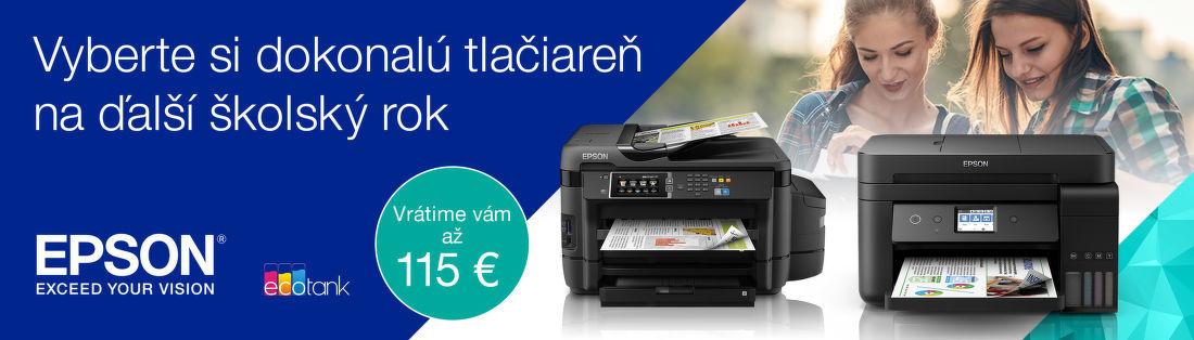 bd48b65eb Cashback až do 115 € na tlačiarne Epson | Nay.sk