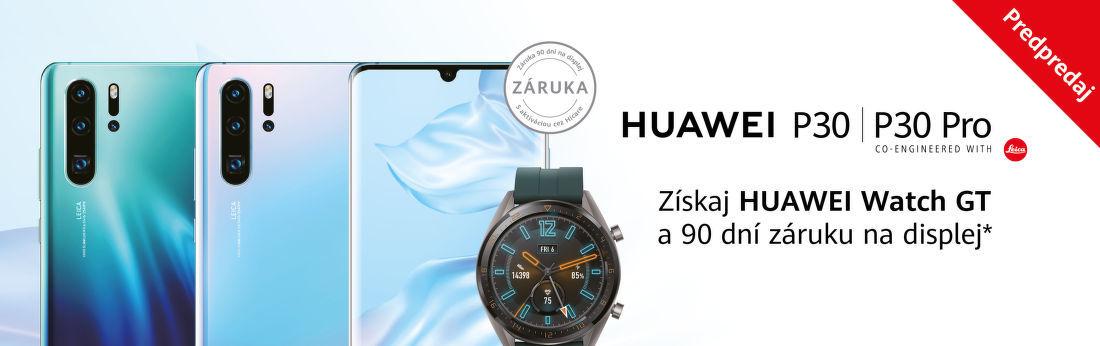 73d84b7f4 Darček k predobjednávkam na Huawei P30 a P30 Pro | Nay.sk