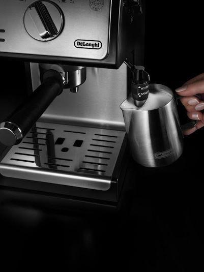 e0b9615bd DéLonghi ECP 35.31 pákové espresso | Nay.sk