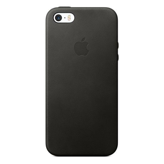 Apple kožený kryt pre iPhone SE 69f9aa6eebe