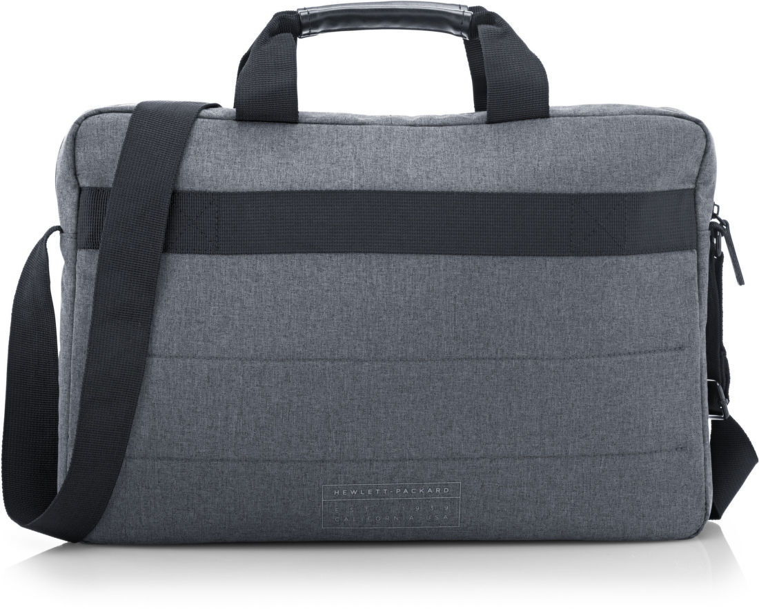cad717f238 HP K0B38AA ABB šedá taška na 15.6