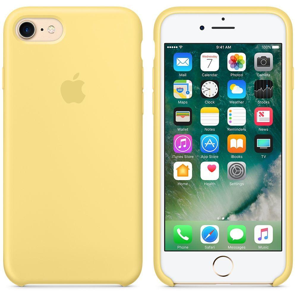 Apple silikónový kryt pre iPhone 7 f631cde4f98