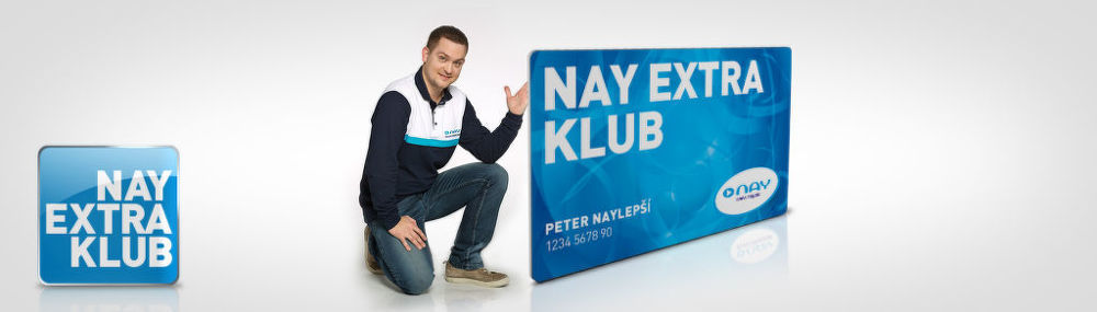 Výhody NAY Extra klubu