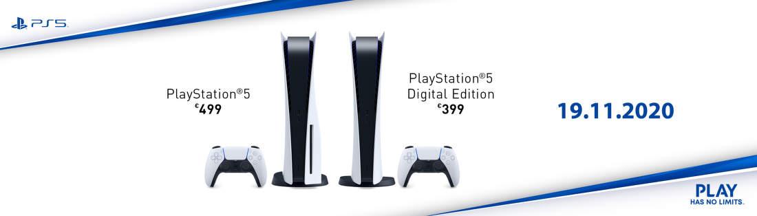 Predobjednávky PlayStation 5