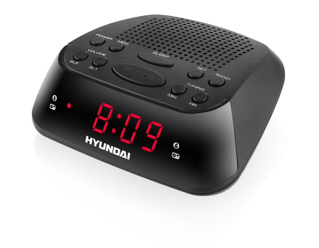 919abfde2 HYUNDAI RAC507B, Digitálny rádiobudík FM/AM | Nay.sk