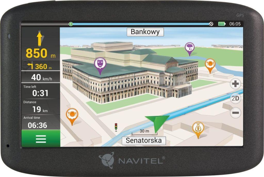 fe494b75c6 Príslušenstvo k Navitel E500 GPS