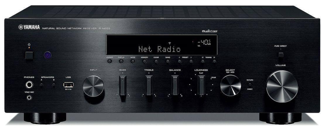 0bdf85bf0 Yamaha R-N803D čierny receiver   Nay.sk