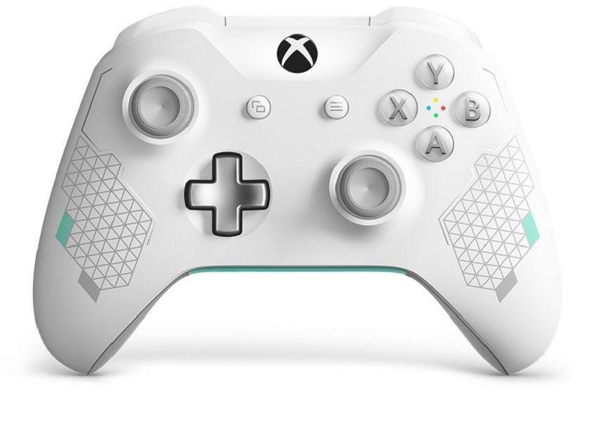 3b64d1bae Príslušenstvo k Microsoft Xbox One S Wireless Controller Sport White ...