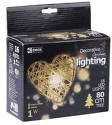 EMOS 16 LED XMAS HEART 3M IP20 WW_02