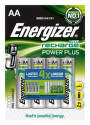 Energizer Rech Power Plus AA 2000 FSB4
