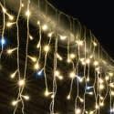 Somogyi KIN 126C/WW LED svetelný záves