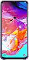 Samsung Gradation Cover zadný kryt pre Samsung Galaxy A70, fialová