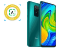 Xiaomi Redmi Note 9 128 GB zelený