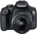 Canon EOS 2000D + EF-S 18-55 IS II + batéria LP-E10