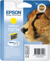 EPSON T0714 yellow (gepard) - atrament