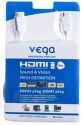 VEGA AA-1071 HDMI kábel 10m biely