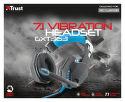 Trust 20407 GXT 363 7.1 Bass Vibration Headset