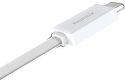REMAX AA-1121 kábel TYP USB-C, biely