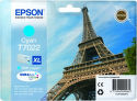 EPSON T7022 XL cyan (eiffel) - atrament