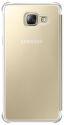 Samsung EF-ZA510CF ClearView Cover A5, A510 (zlatý)_1