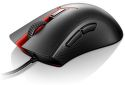Lenovo Y Optical Mouse USB (čierno-červená)