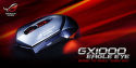 ASUS GX1000 gaming mouse (strieborná)