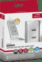 Speedlink Barras kombinácia USB Hub a zvuková karta strieborná