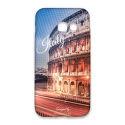 Mobilnet gumenné puzdro pre Samsung Galaxy A3 2017 Rím