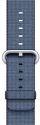 Apple 38mm Midnight Blue Woven Nylon