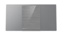 Panasonic SC-HC402 strieborný